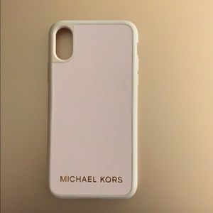 💖 Michael Kors pink/nude phone case 💖
